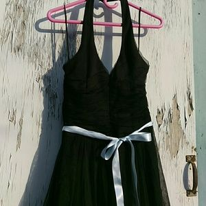 Bari Jay Dresses - Halter Dress